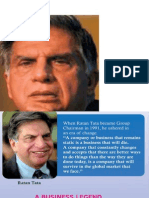 Ratan Tata Leadership
