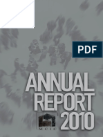 MCIC Annual Report 2010