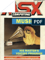 MSX Computing - Aug-Sep 1986