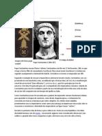 Conheça o primeiro Papa