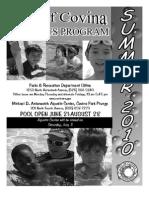 2010 Aquatic Flyer
