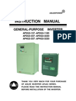 Manual Danfoss Fc302 Power Inverter Direct Current