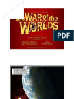 War of the Worlds (E-comic)