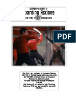 Boarding Actions