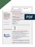 Newsletter 291