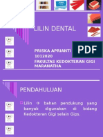 DENTAL WAX / LILIN DENTAL
