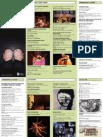 Gobierno de Canarias - Agenda Cultural de Octubre