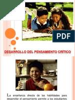 desarrollodelpensamientocrtico-090425204049-phpapp02