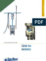 Cylinder Liner Maintenance M014-1044-E