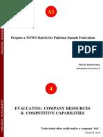 Sm04 - Co. Resources & Comp. Capabilities