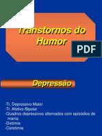 Transtorno de Humor - Powerpoint - Psicopatologia