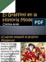 El Graffitti en La Historia Moderna