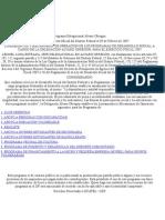 Programa Delegacional Álvaro Obregón