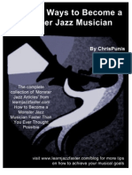 21waysThe Monster Jazz Formula by Chris Punis