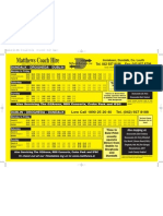 01 Dundalk Timetable