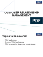 Customer Relation Mgmt
