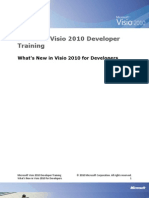 What's New for Developers in Visio 2010