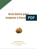 Guia Basica Para Empezar a Hacer Pan