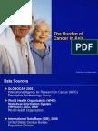 Burden of Cancer in Asia
