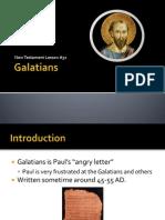 NT 32 Galatians