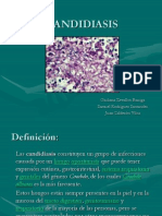 Expo - Candidiasis