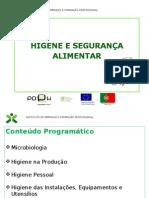 1º Formação Noções Básicas Microbiologia