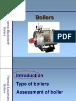 Boilers by 09 ME 126