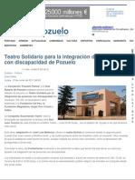 2011-06-13 Diario de Pozuelo-Teatro Solidario
