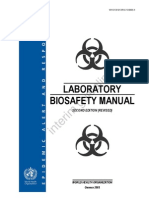Lab Bio Safety