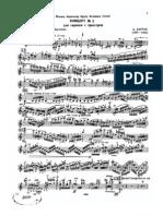 Bartok Concerto 2 Violin Part