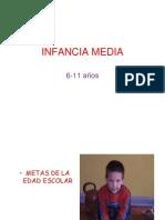 Infancia Media