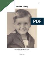 Kilshaw Family History