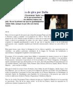 2010-11-08 Diario DCLM 'El Tenorio' Se Va de Gira ..