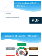 Cancer Different at Ion is an Effective Therapy