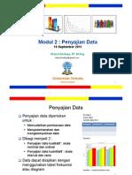 Pengantar Statistika Sosial_Modul 2