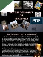 Santos Populares de Venezuela