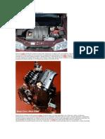 Motor Fire 16v