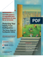 The Seven Steps to Earthquake Safety