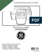 TL1003PB0 Lavadora GE