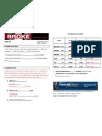 9.18 Broke Pt 1 - Notes