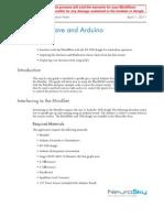 Mindwave Arduino and Leds