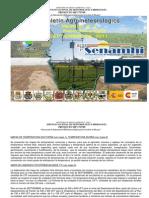 Boletín Agrometeorológico Mensual Pronóstico SEPTIEMBRE 2011