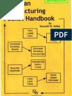 Lean Manufacturing Pocket Hand Book
