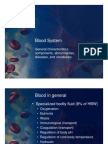English 4th Blood System