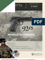 Beretta 92 Series 2010 Products