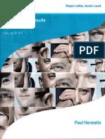 Capgemini Annual Report 2010-11