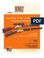 Henry Big Boy - H006 Series Rifles