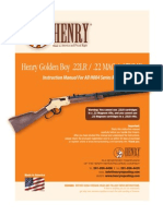 Henry Golden Boy - H004 Series Rifles