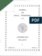 All Hands Naval Bulletin - Sep 1942