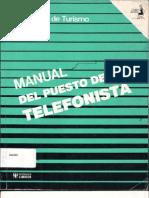 Manual Telefonista